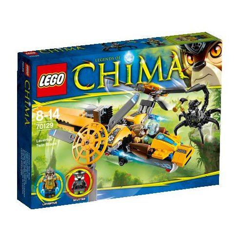 70129 LEGO® Legends of Chima™ Lavertus ikerpengéje