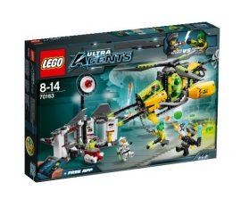 70163 LEGO® Ultra Agents Toxikita mérgező balesete