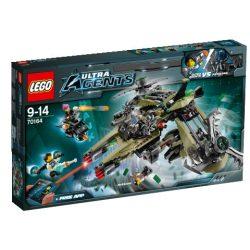 70164 LEGO® Ultra Agents Elsöprő Rablóakció