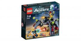 70166 LEGO Agents Spyclops beszivárgása