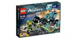 70169 LEGO® Ultra Agents Ügynök titkos őrjáraton