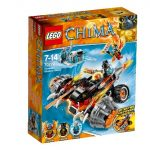 70222 LEGO® Legends of Chima™ Tormak árnyékpengéje