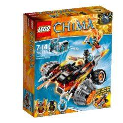 70222 LEGO® Legends of Chima™ Tormak árnyékpengéje