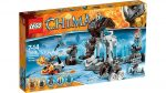 70226 LEGO® Legends of Chima™ Mammoth jeges erőd