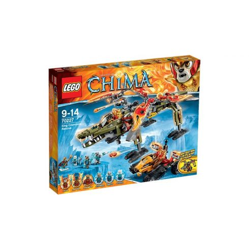 70227 LEGO® Legends of Chima™ King Cominus' Rescue