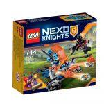 70310 LEGO® NEXO Knights™ Knighton harci romboló