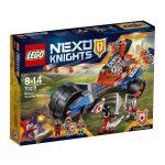 70319 LEGO® NEXO Knights™ Macy mennydörgő járgánya