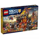 70323 LEGO® NEXO Knights™ Jestro vulkáni búvóhelye