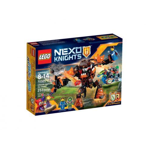 70325 LEGO® NEXO Knights™ Infernox fogjul ejti a királynőt