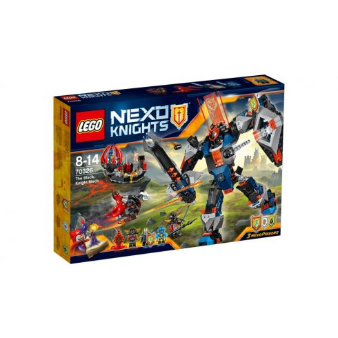 70326 LEGO® NEXO Knights™ The Black Knight mech