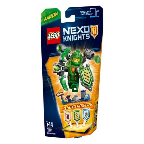 70332 LEGO® NEXO Knights™ Ultimate Aaron