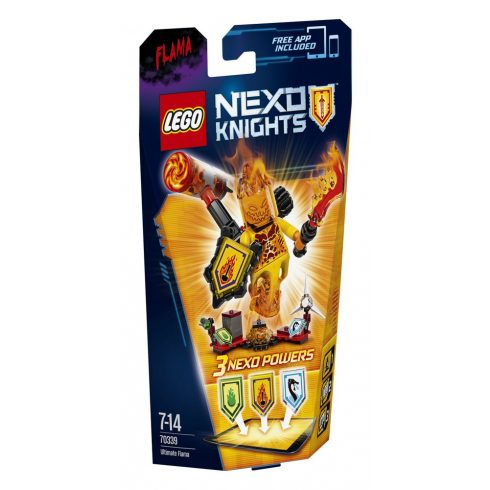 70339 LEGO® NEXO Knights™ Ultimate Flama