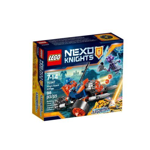 70347 LEGO® NEXO Knights™ Királyi tüzérség