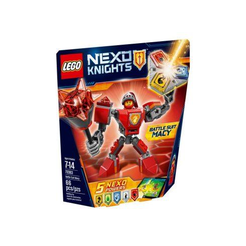 70363 LEGO® NEXO Knights™ Macy harci öltözéke
