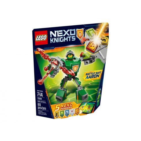 70364 LEGO® NEXO Knights™ Aaron harci öltözéke