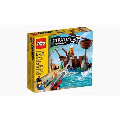 70409 LEGO® Pirates Hajóroncs erőd