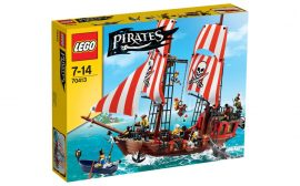 70413 LEGO® Pirates Kalózok és katonák