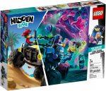 70428 LEGO® Hidden Side Jack homokfutója