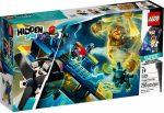 70429 LEGO® Hidden Side El Fuego műrepülőgépe
