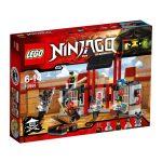 70591 LEGO® NINJAGO™ Szökés a Kriptárium börtönből
