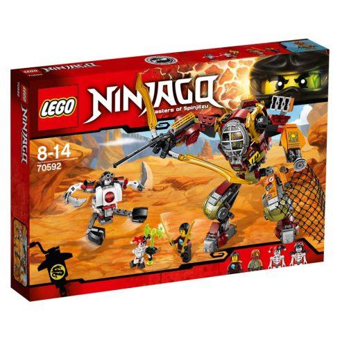 70592 LEGO® NINJAGO™ M.E.C. mentő