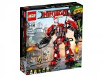 70615 LEGO® NINJAGO™ Tűzgép