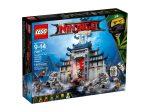 70617 LEGO® NINJAGO™ A legvégső fegyver temploma