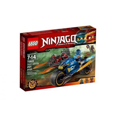 70622 LEGO® NINJAGO™ Sivatagi villám