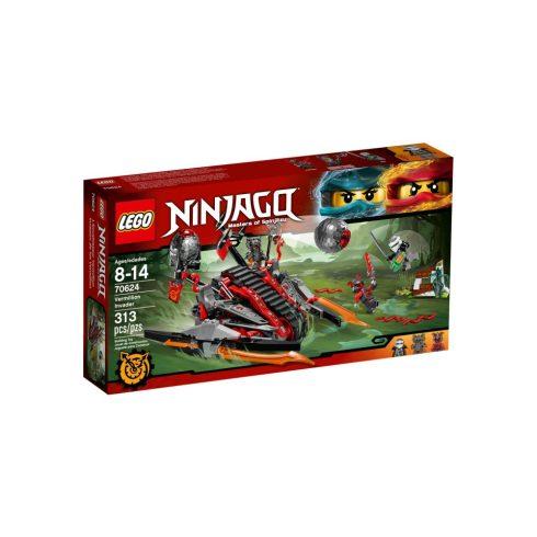 70624 LEGO® NINJAGO™ Vermillion, a betolakodó