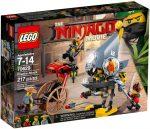 70629 LEGO® NINJAGO™ Piranha támadás