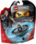 70634 LEGO® NINJAGO™ Nya - Spinjitzu mester