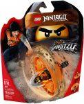 70637 LEGO® NINJAGO™ Cole - Spinjitzu mester