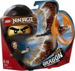 70645 LEGO® NINJAGO™ Cole - sárkány mester