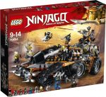 70654 LEGO® NINJAGO™ Dieselnaut