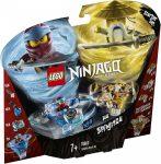 70663 LEGO® NINJAGO® Spinjitzu Nya és Wu