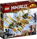 70666 LEGO® NINJAGO® Az aranysárkány