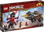 70669 LEGO® NINJAGO® Cole földfúrója