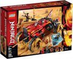 70675 LEGO® NINJAGO™ Katana 4x4