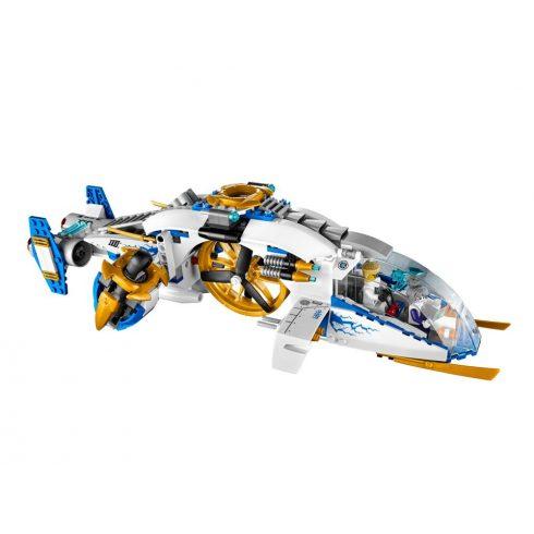 70725 LEGO® NINJAGO™ Nindroid Mechanikus sárkány