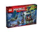 70732 LEGO® NINJAGO™ Stiix városa