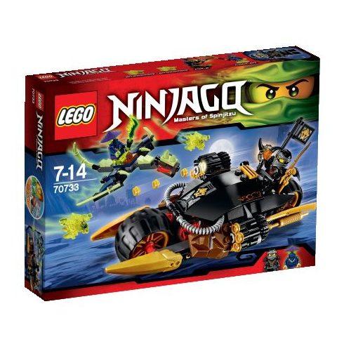 70733 LEGO® NINJAGO™ Romboló motor