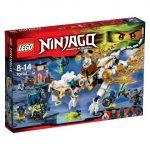 70734 LEGO® NINJAGO™ Wu sárkánymester