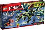 70736 LEGO® NINJAGO™ A Morro sárkány támadása