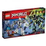 70737 LEGO Ninjago A Mech Titán csatája