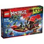 70738 LEGO® NINJAGO™ A Sors Adománya utolsó repülése