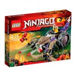 70745 LEGO Ninjago Anacondrai törőgép