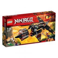 70747 LEGO Ninjago Sziklaromboló