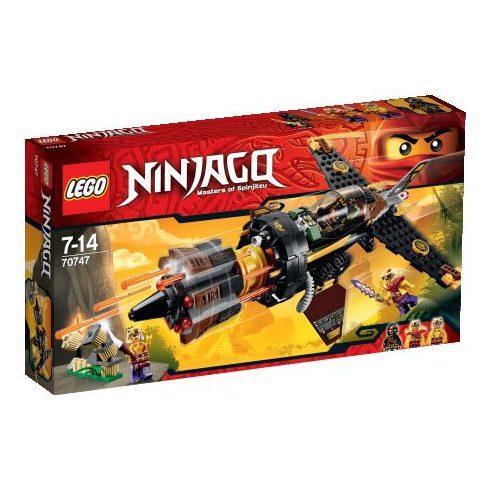70747 LEGO® NINJAGO™ Sziklaromboló