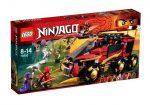 70750 LEGO® NINJAGO™ Nindzsa DB X