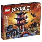 70751 LEGO® NINJAGO™ Az Airjitzu temploma